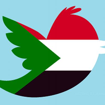 السودانيين في تويتر