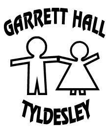 Image result for garrett hall logo