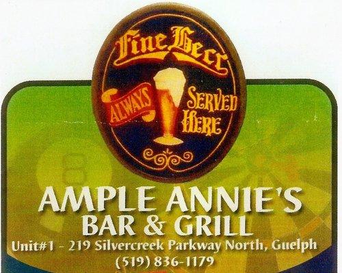 Ample annie Annie Ample,