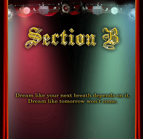 Section B Movie (@SectionBMovie) | Twitter