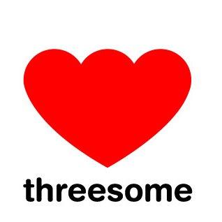 threesome in love