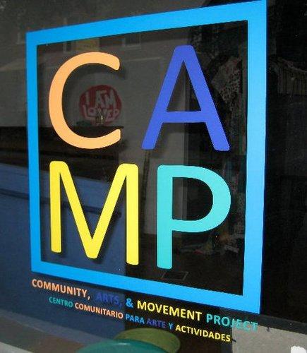 Community Art Movement Project St Louis