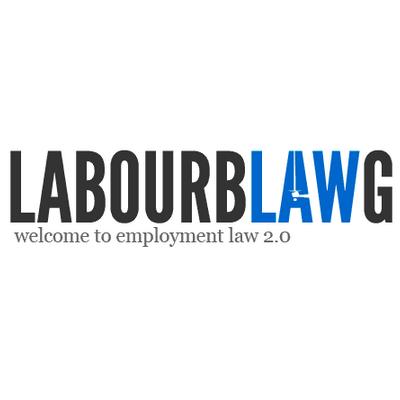 Employment Blawg