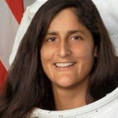 Sunita Williams (@Astro_Suni) Twitter profile photo