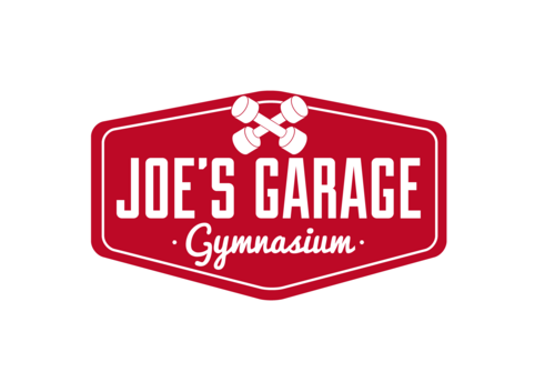 Rep garage gym banners