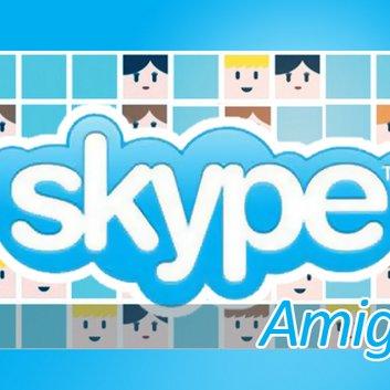como conocer gente nueva en skype