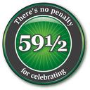 Happy 59 1/2 B-Day! (@59andahalf) Twitter