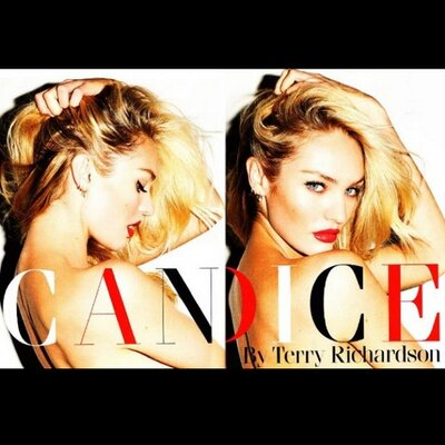 Twitter profile picture for Candice Swanepoel