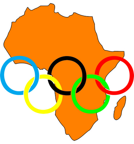 Présentations des Jeux Africains de la Jeunesse- Alger 2018