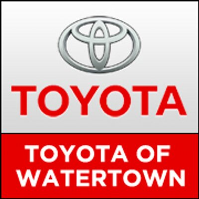 Toyota of Watertown logo