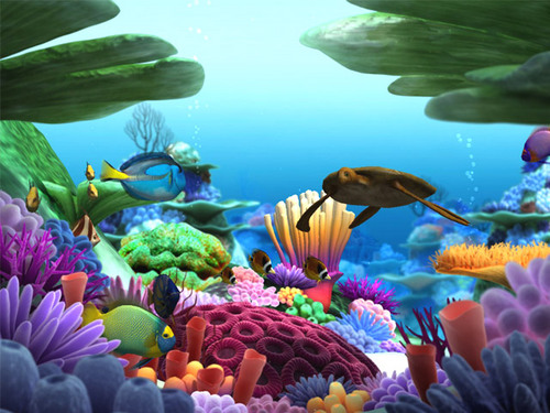 Stunning Underwater Plants and Sea Life on the Ocean Floor ... |Ocean Life Plant Caribbean