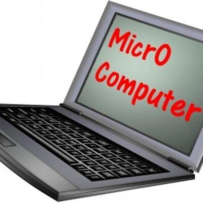 how to make a micro computer