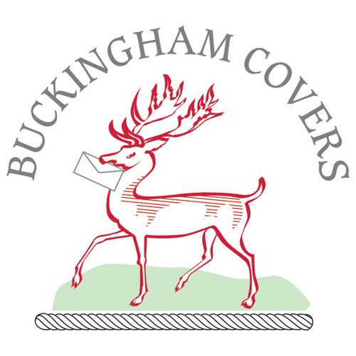 Buckingham Covers ✉️ 🇬🇧