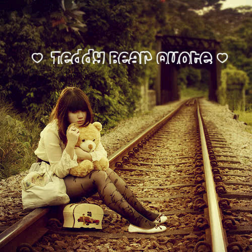 Teddy Bear Quotes⌣̈ (@TeddyBearQuote) | Twitter