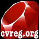 Cvreg logo reasonably small