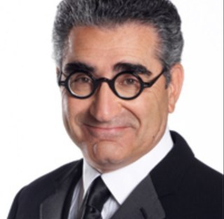 Official twitter page of Eugene Levy