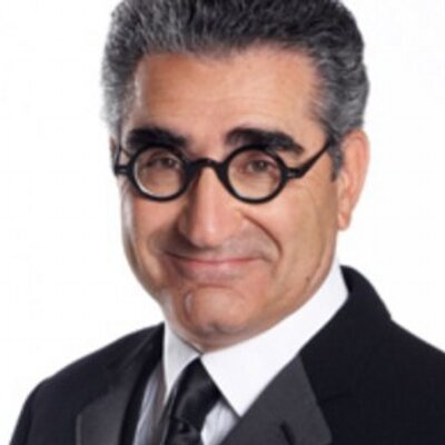 Twitter profile picture for Eugene Levy