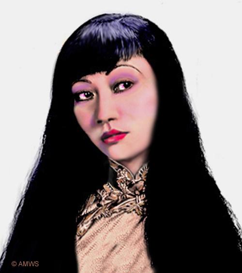 anna may wong husband