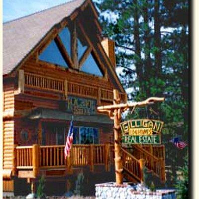 Gilligan Log Homes and Real Estate, Inc.
