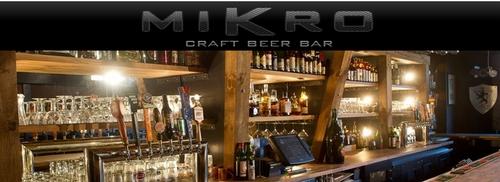 Mikro Beer Bar (@MikroBeerBar)