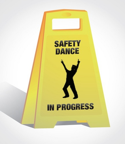 safety dance