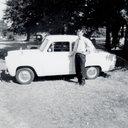 Old photos avatar reasonably small