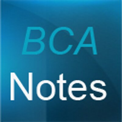 Image result for notes BCA
