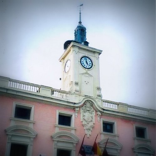 Reloj de Alcalá de H