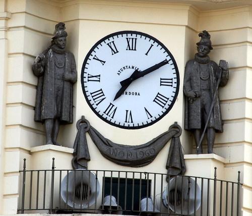 Reloj de Córdoba