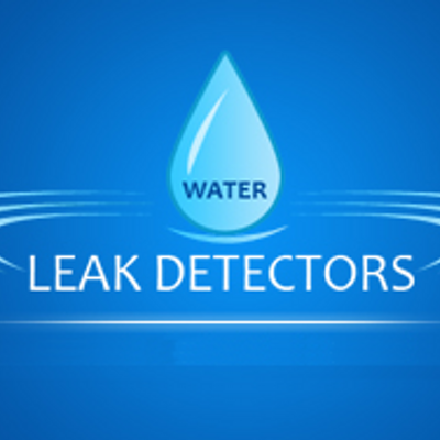 how to detect water leaks