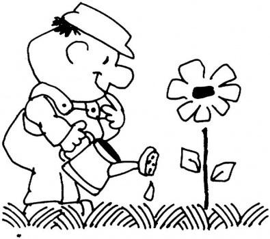 Charming The Garden Helper