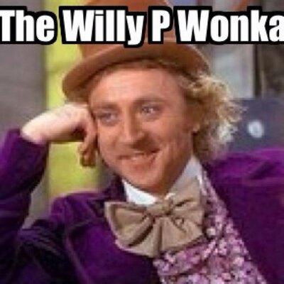 The Willy P Wonka