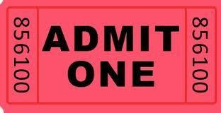 Admit One Djadmitone Twitter