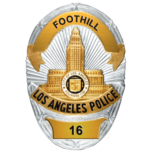 LAPD Foothill (@LAPDFoothill)   Twitter