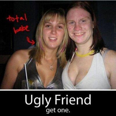 Ugly lesbiens
