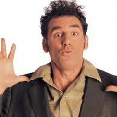 cosmo kramer how tall