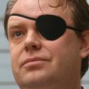Rick pirate avatar reasonably small