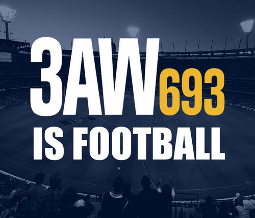 3AW Football Social Profile