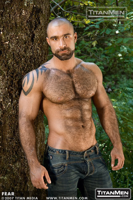 older hairy gay bears