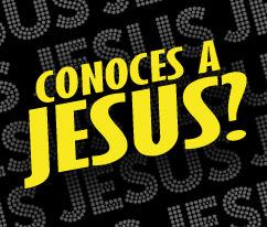 Resultado de imagen para conoces a jesus