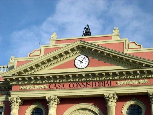 Reloj de Murcia
