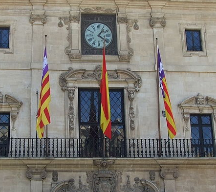 Reloj Palma Mallorca