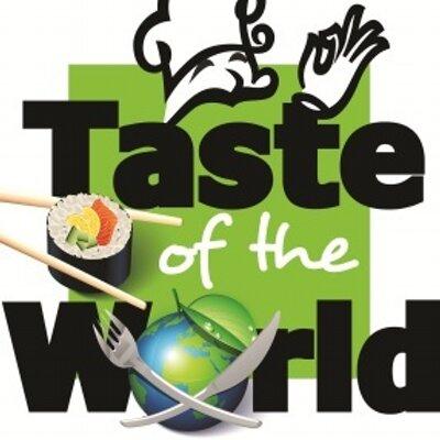 taste of the world totwfoodfest twitter. Black Bedroom Furniture Sets. Home Design Ideas
