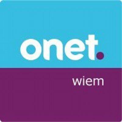 Onet Wiem (@OnetWiem) | Twitter Onet