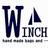 ハンドメイドバッグウィンチ @WINCH