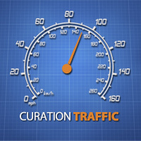 Avatar of curation traffic