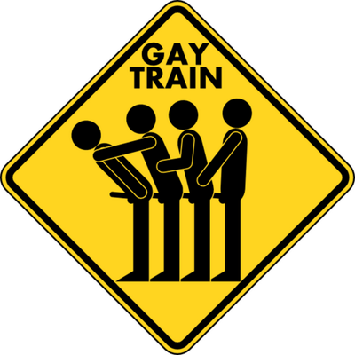 Gay Trains 98