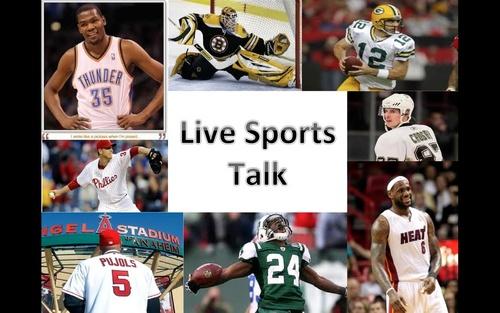 Live Sports Talk