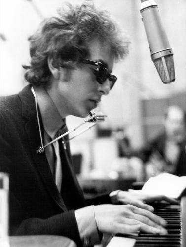 This is Bob Dylan