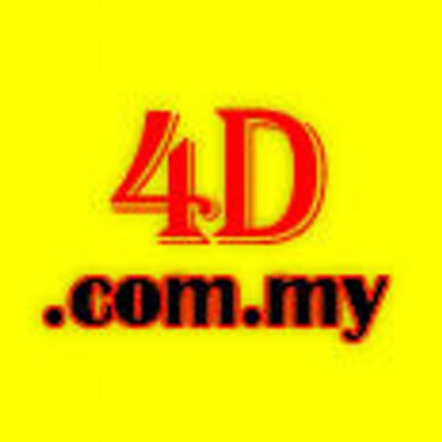 4d result malaysia (@4dmalaysia) | Twitter